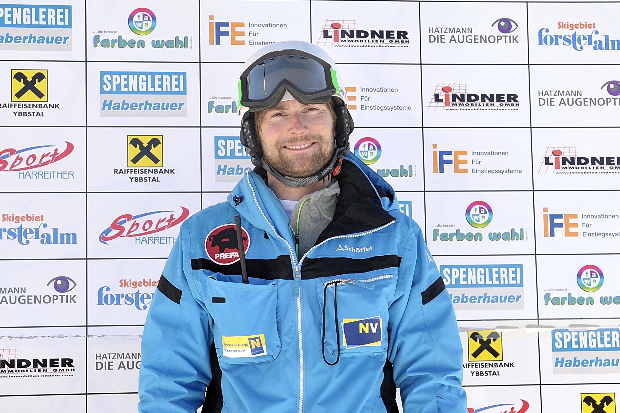 Georg Hofmarcher : Sportlicher Leiter