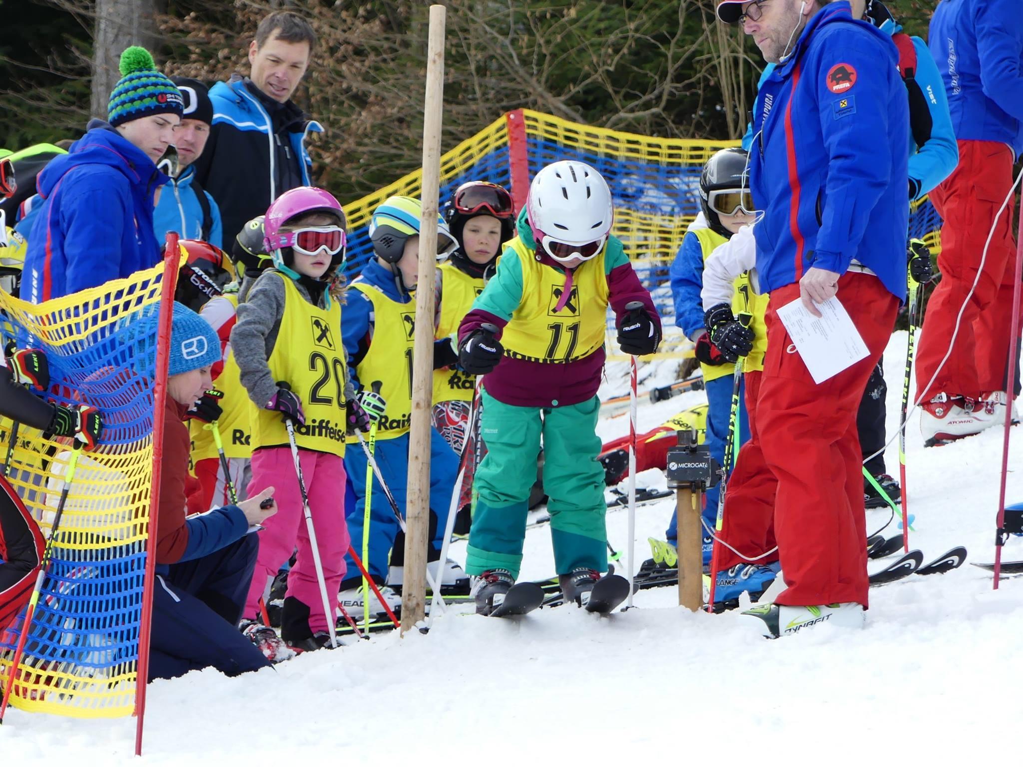 """Vereinsmeisterschaften Schilauf und Snowboard powered by SOFTSOLUTION """"System IQ"""""""