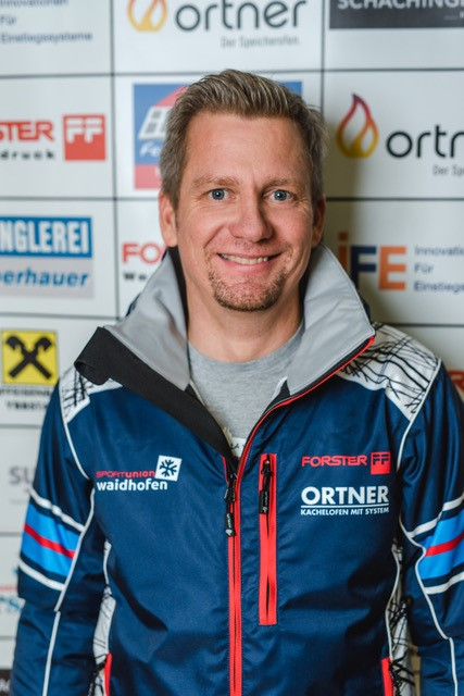 Thomas  Spacil : sportlicher Leiter