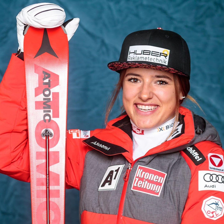 Katharina Huber: Europacup Auftakt nach Maß