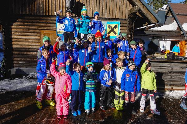 16 Stockerlplätze für Waidhofen bei Dreikönigs-Ski-Rennen