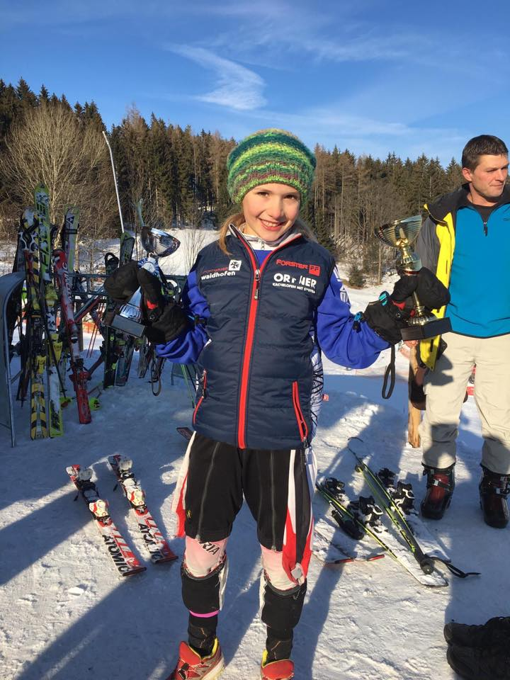 Julia Haidler : LSV NÖ Schüler Förder-KADER, SMS Waidhofen - Schwerpunkt SKI