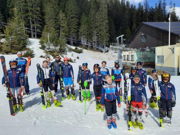 Erfolgreiche Wintersaison für die Sportunion Wyntersportler