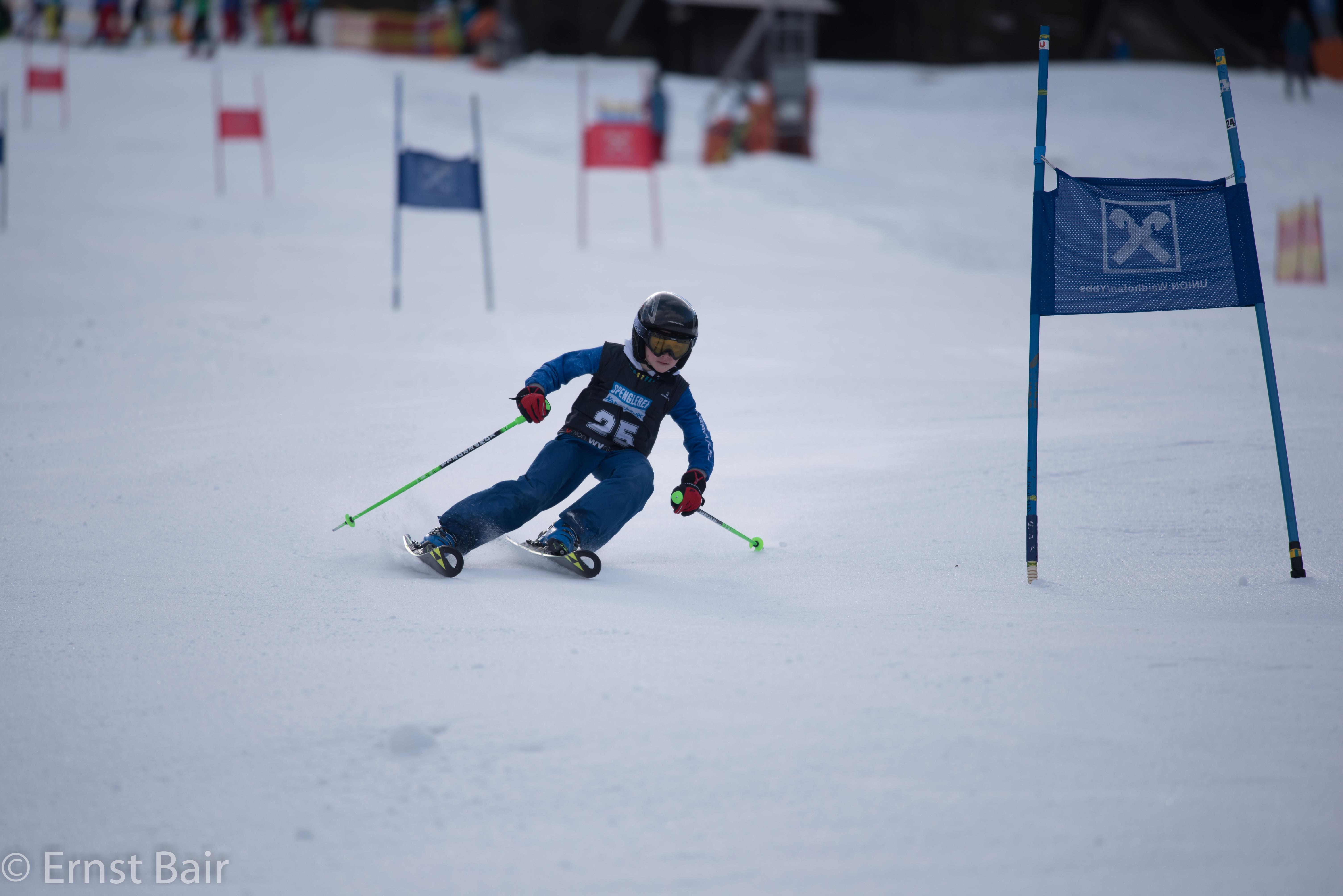 Vereinsmeisterschaften für Schilauf&Snowboard ein Tausendstel Krimi