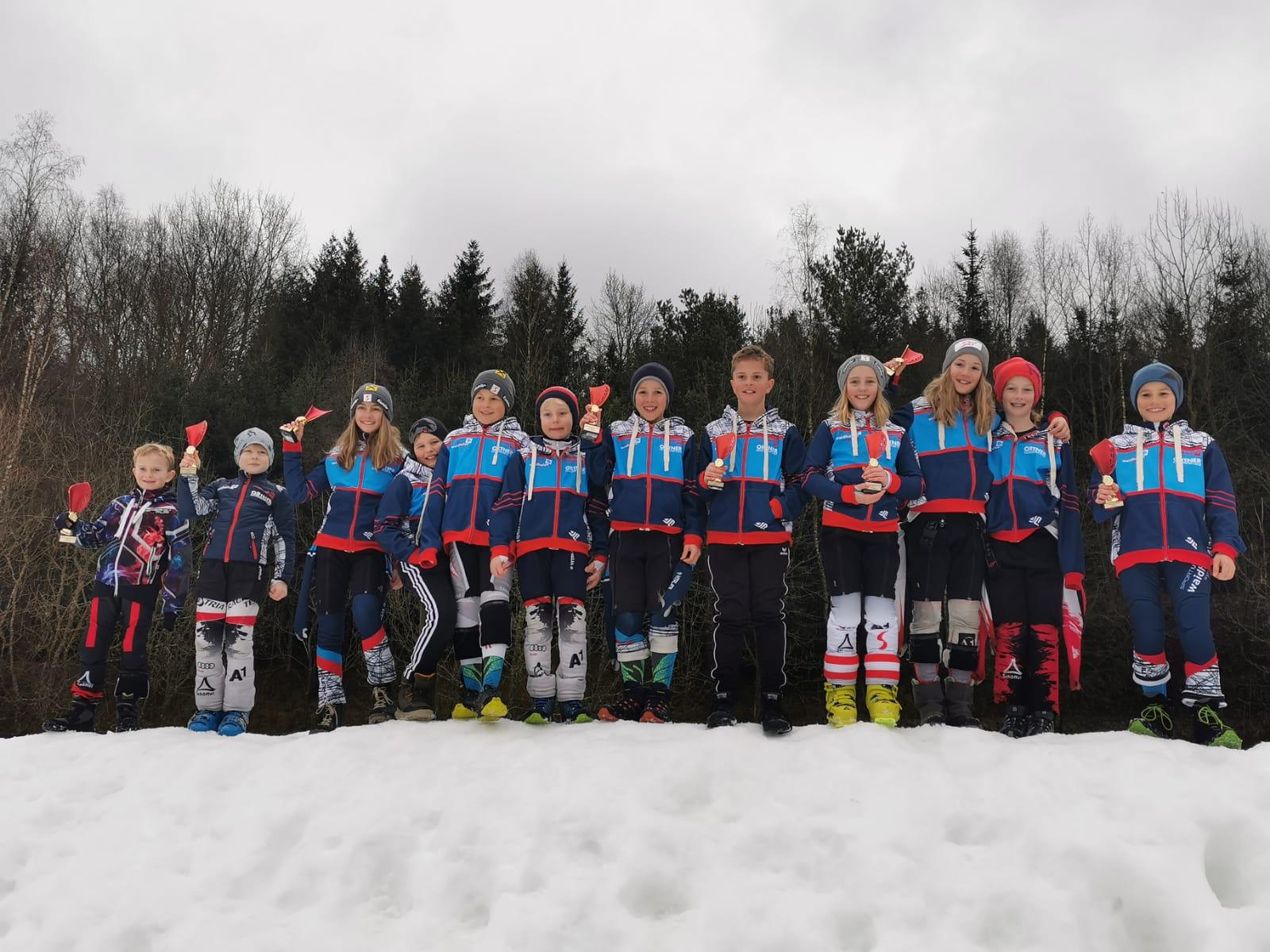 Landeskindervergleichskampf in Kirchdorf