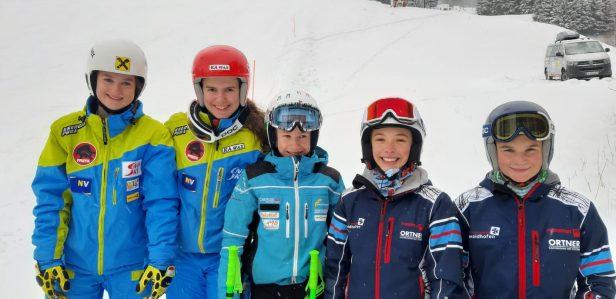 Österreichische Schülertestrennen Einberufung