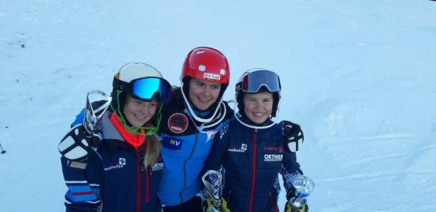 Schüler Slalom in Mariensee