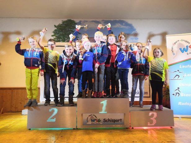 WSG SV Gaflenz Kid's Cup 2020 auf der Forsteralm
